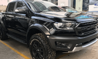 Ford Ranger Raptor 2.0L 4x4 AT (Bi-Turbo) Màu Đen