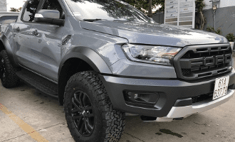 Ford Ranger Raptor 2.0L 4x4 AT (Bi-Turbo) Màu Xám